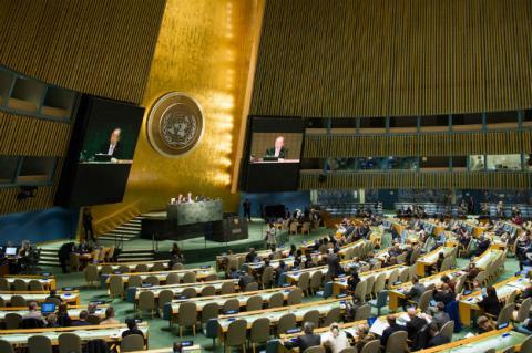 Foto: Nações Unidas